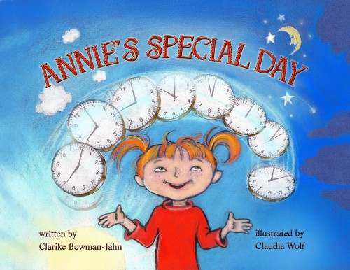 Preschool Special birthday story for pre-readers