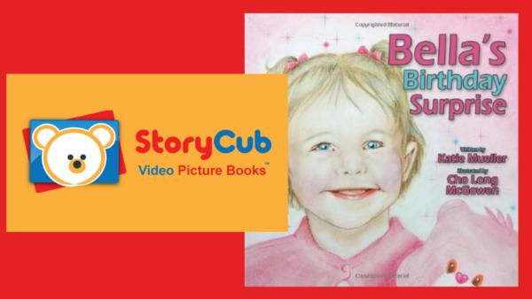Bellas_Birthday_Surprise - Free kids and children's video storytime story book Children's Online Storytime