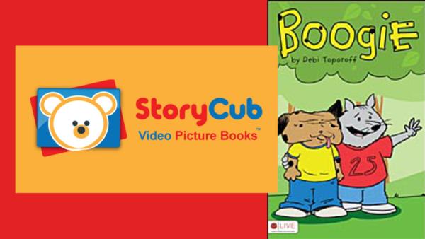 Children Kids Video Picture Book - Boogie