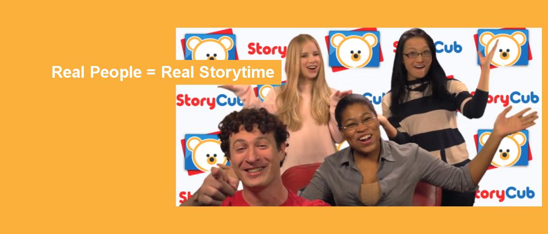 Storytime foe kids