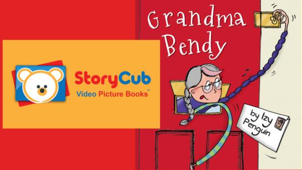 Grandma_Bendy - Free kids and children's video storytime story book Children's Online Storytime