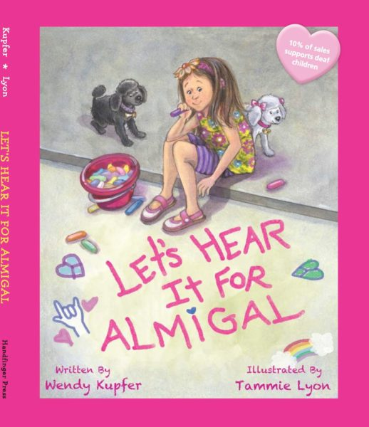 Deaf Sign Language Children's Book