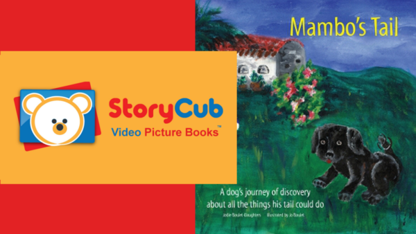 Mambo's Tail - Free kids and children's video storytime story book Children's Online Storytime