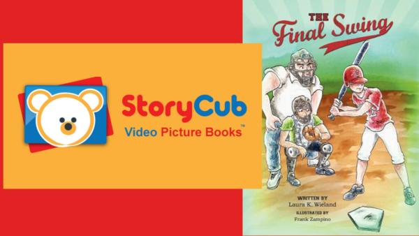 Video Picture Book™ - The_Final_Swing - Children's Video Baseball Picturebook