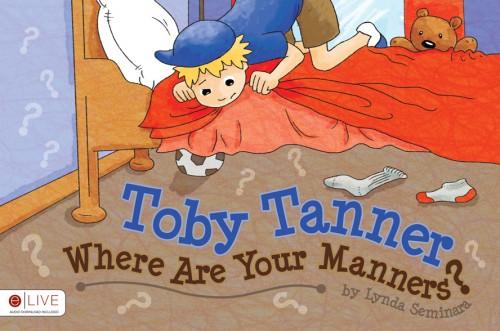 Kindergarten picture book on children's manners